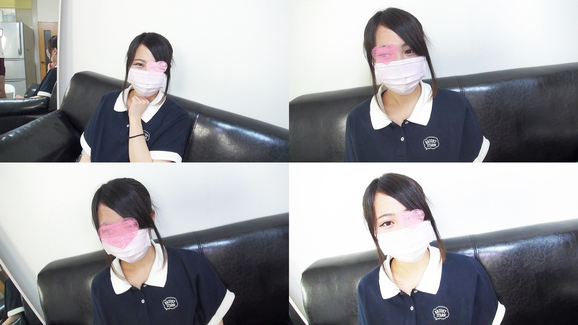 FC2 PPV 418354 First shot! 19-year-old, black-haired lady, country ○ university student ☆ beauty small