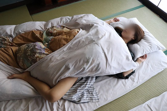 FC2 PPV 861166 wife Ayuri 3 No. 3 affair travel ♪ (second part) I'm horny in sexy yukata, I've got a