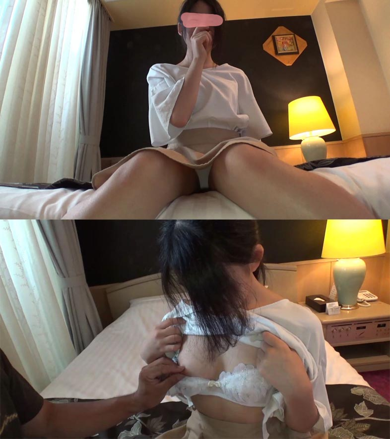 FC2 PPV 917114 Sensitive Lori daughter, wanted to Mr. raw creampie