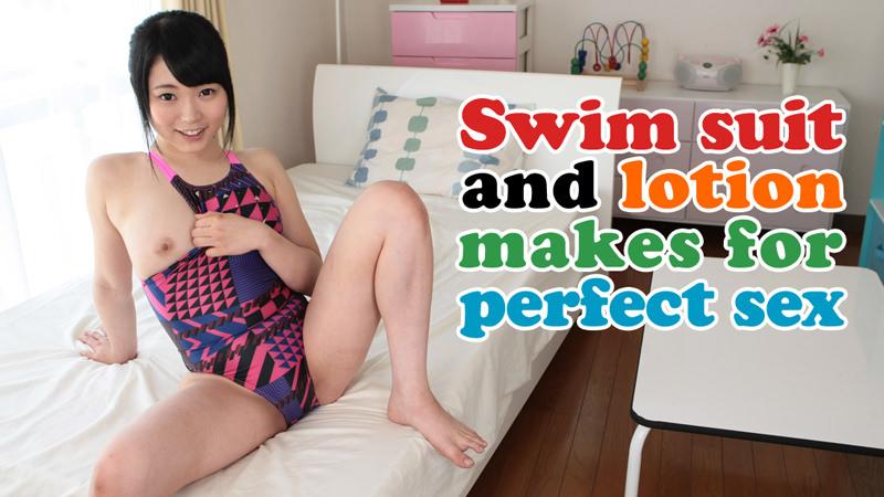 HEYZO-0677 Swim suit and lotion makes for perfect sex – Yuki Kasai