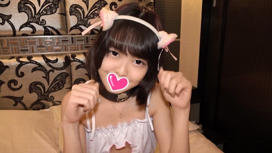 FC2 PPV 1265502 Ram 19 years old very popular! Idol class beautiful girl distributor and cat ear collar
