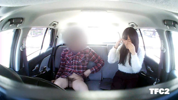 FC2 PPV 1312366 shooting neat female college student with a cute smile in the car (19) full erection Chi ○