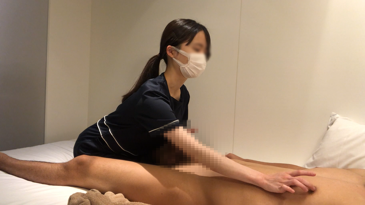 FC2 PPV 1377353 Gotanda Business Trip Lotion Handjob Hidden Shooting Nipple Torture Amp Saliva Option