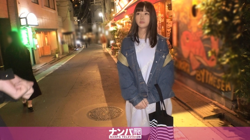 200GANA-2260 Seriously first shot. 1461 19 years old of loneliness! Moved to Tokyo and succeeded in picking up