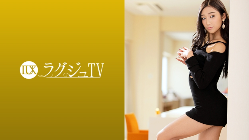 259LUXU-1229 Luxury TV 1218 A beautiful slender lady who feels unsatisfied with sex with Saffle and is excited by