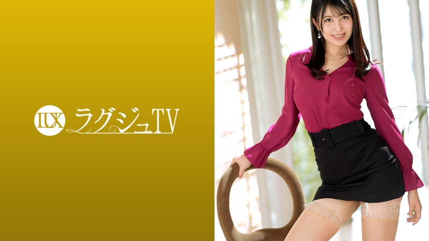 259LUXU-1240 Luxury TV 1230 Active model of height 174cm! [Tall x small face x beautiful legs] A beautiful woman