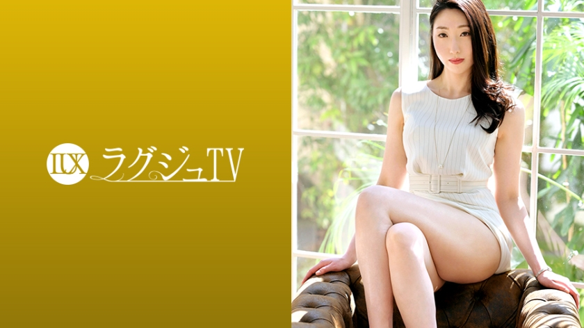 259LUXU-1265 Luxu TV 1246 A stage actress turns into an AV world! The days when the body is aching due to the