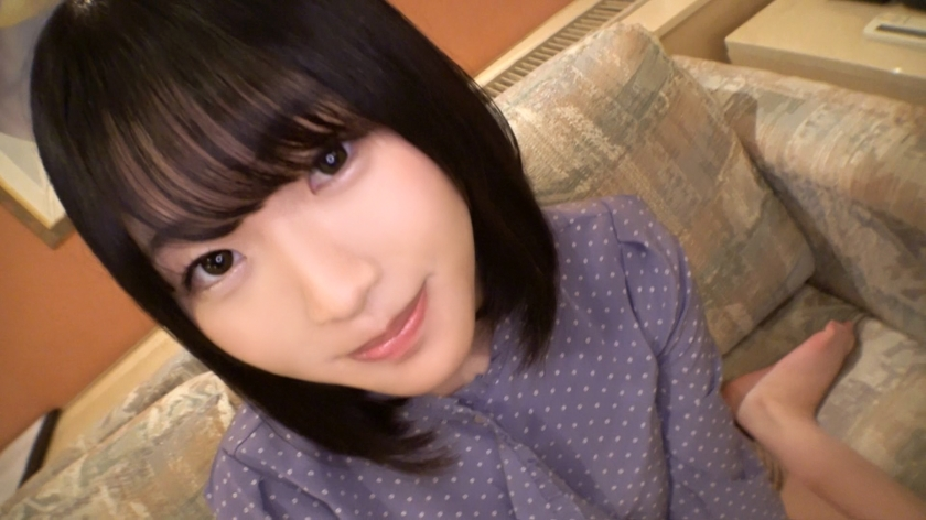 SIRO-4092 [First shot] [100% simple feeling] [Momojiri with tension] A 19-year-old sullen temperament. If you