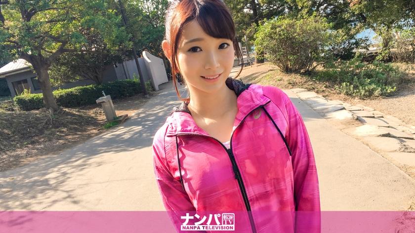 200GANA-1229 Jogging Nampa 05 in Odaiba