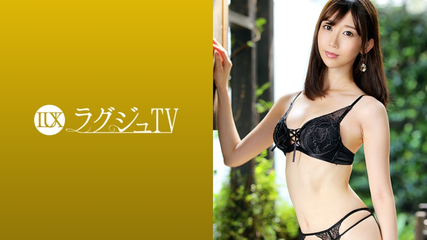 259LUXU-1322 Luxury TV 1311 The owner of a model-like style with outstanding transparency and a desire that can