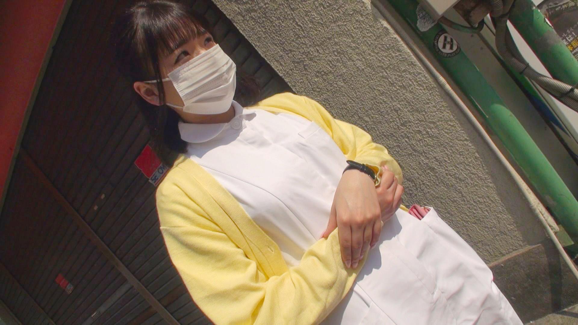 FC2 PPV 1528978 Tokyo ●● Hospital work White ● Eri ● (Genuine amateur) Gachi outflow -Limited quantity-