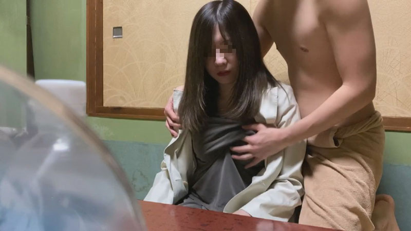 FC2 PPV 1570101 Limited to 2 days The wife returning from the part, is vaginal cum shot at the inn because