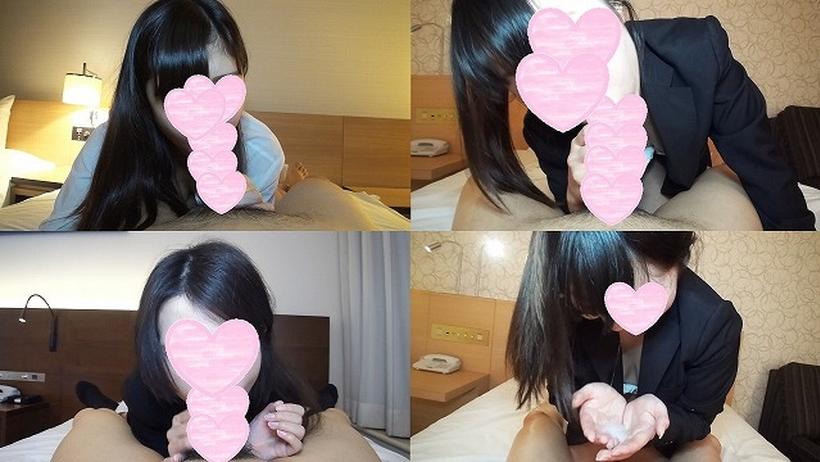 Tokyo Hot sr143 新卒採用記録 No.143 ひとみ さやか ゆうか フェラチオ試験 PART3【個人撮影】