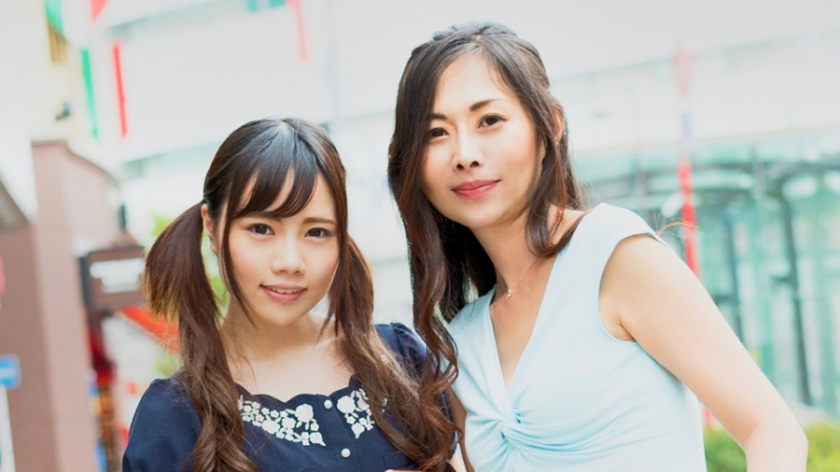 274ETQT-174 Enjoy the beautiful man of a beautiful parent and child found in Ikebukuro with one chico. A mother