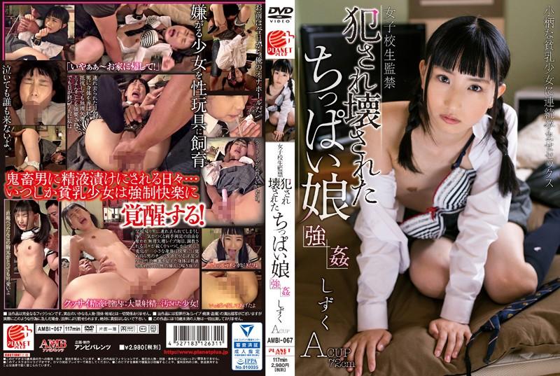 AMBI-067 Little Girls Who Get Raped And Have Mind Blowing Sex Shizuku Shizuku Kotohane