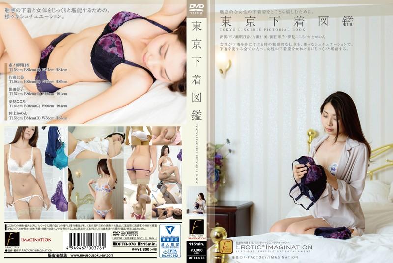 DFTR-078 Tokyo Panties Pictorial