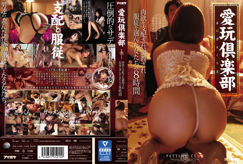 IDBD-723 The Sex Slave Club Taken Over By Lust, Women Who Choose The Pleasures Of Breaking In