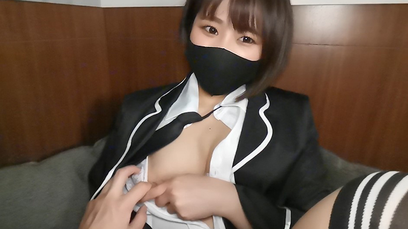 FC2 PPV 1702827 First shot Super serious JD plays uniform with his first daddy activity! Forced vaginal